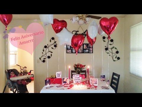 Locuras de amor kary sorprende a su esposo luis por su - Ideas para sorprender en un cumpleanos ...