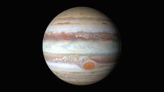 NASA | Jupiter in 4k Ultra HD