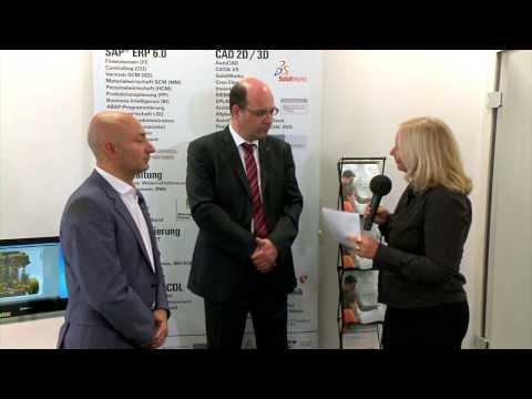 Interview mit Prof. Dr. Pfannenschwarz (Duale Hochschule) und Niko Fostiropoulos (alfatraining)