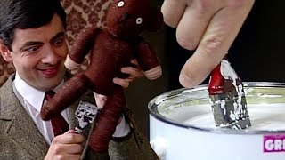 Paint It Bean! | Funny Clips | Mr Bean Official