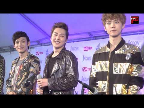 EXO-M Q&A at KCON 2012