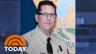 Sergeant Killed In Thousand Oaks Shooting Was 'Hero,' Sheriff Says   TODAY