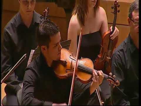 Díptico para cuerdas (I Movimiento, Casi Pasodoble) ORQUESTA DE CÁMARA 'DA CAPO' DE ALBAIDA