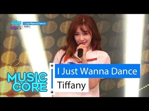 [HOT] Tiffany - I Just Wanna Dance, 티파니 - 아이 저스트 워너 댄스 Show Music core 20160521