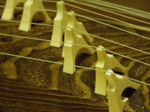 千鳥の曲(2012年箏曲です)KOTO SHAKUHACHI
