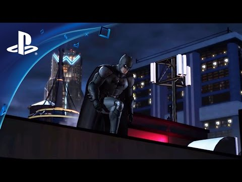 Batman: The Telltale Series | Weltpremiere-Trailer | PlayStation