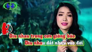 Cuốn theo chiều gió-Tác giả Anh Việt Thu, thể hiện cs. Thúy Huyền, chuyển thể dạng KARAOKE chuẩn.