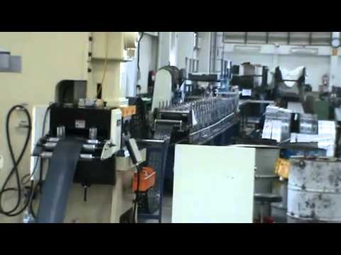 Rollforming Machine for OMEGA