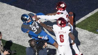 College Football Most HEATED Moments of the Last Decade!