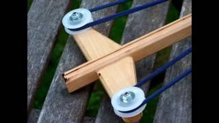 Nỏ Thần Công - Cách làm một chiếc Nỏ bắn cực mạnh một cách đơn giản nhất