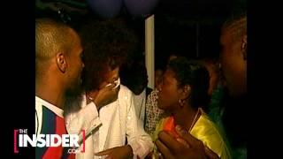 The Insider: Rewind Whitney Houston's 26th Birthday Party , 1989