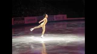 Mao Asada - 2013 Skate America Exhibition - Smile / What A Wonderful World