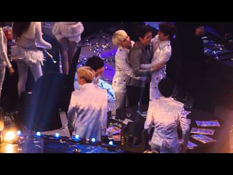 Growl:SHINee,Eun Hyuk 20140123SeoulMusicAward