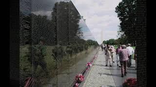 Jo Ann Jones Vietnam War Honor Roll HD 1080p