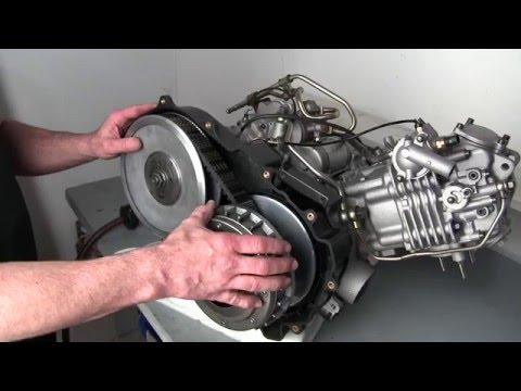 CVT Drive System