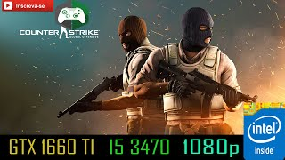 CS:GO [COUNTER-STRIKE GLOBAL OFFENSIVE] GTX 1660 Ti - Gameplay l 1080p HD PC - Max Settings