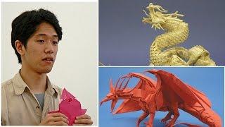 Greatest modern origami artists Ep 1 : Kamiya Satoshi