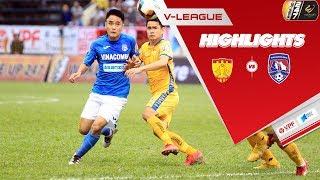 Highlights | Thanh Hóa - Than Quảng Ninh | Khó khăn chồng chất, gần cửa xuống hạng | VPF Media