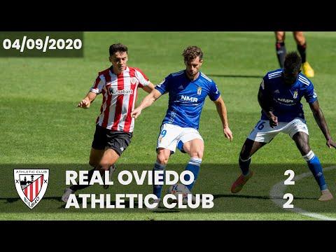 LABURPENA I Real Oviedo 2-2 Athletic Club