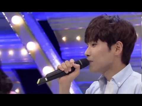 Ryeowook singing Infinite 'Be Mine'