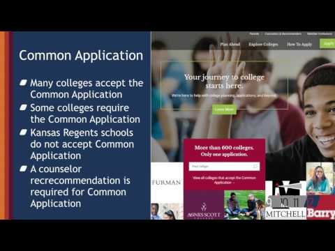 College Admissions Decisions & Applications