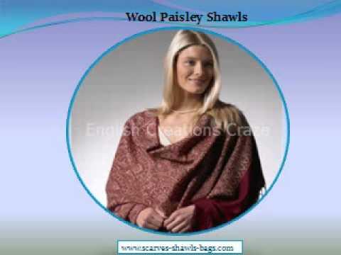 English Creations Craze - Scarves & Shawls