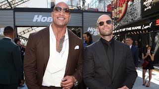 Fast & Furious Presents: Hobbs & Shaw - World Premiere in Los Angeles
