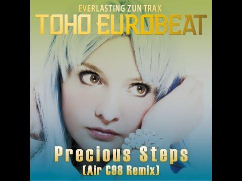 《東方ヴォーカル》Precious Steps (エアコミケ98 Remix)【A-One】