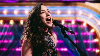 """Watch WAITRESS Star Alison Luff's Incredible Rendition of """"She Used to Be Mine"""""""