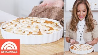 Healthy Sweet Potato Casserole With A Secret Ingredient By Joy Bauer | Joy Full Eats | TODAY