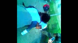 Thurgood Marshall fight pt1
