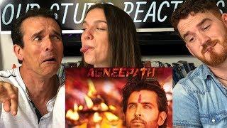 Agneepath    Hrithik Roshan   Priyanka Chopra   Trailer REACTION!!