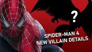 NEW Spider-Man 4 Villain Details!