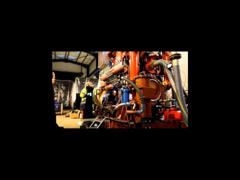 Paxman 12YJ Diesel Engine Test
