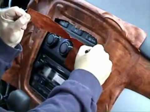 3M DI-NOC Car Interior Installation | Scottsdale Arizona
