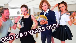 LETTING OUR KIDS TURN 21 YEARS OLD **GONE WRONG** | Norris Nuts