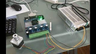 NVUM CNC Controller setting it up with the DQ860MA Micro