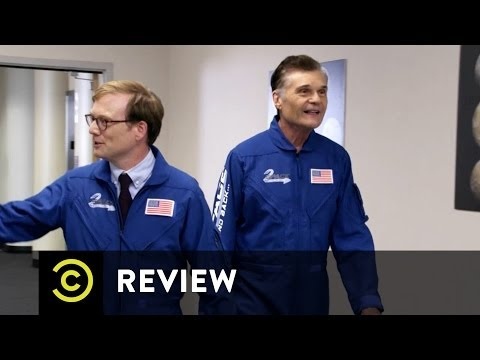Flight School - Review - Comedy Central