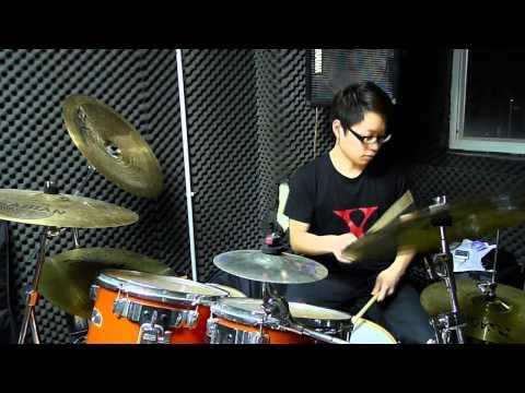 私奔到月球 - 五月天 (Drum cover by Eric)