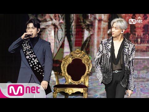[KCON 2018 THAILAND] GOT7 JINYOUNG&BamBam - KingㅣKCON 2018 THAILAND x M COUNTDOWN 181011 EP.591