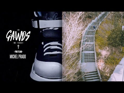 Video GAWDS Boots MICHEL PRADO Bleu