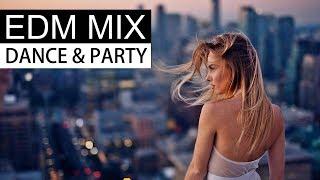 EDM Party Mix 2018 - Electro House Dance & Progressive Music