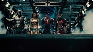 JUSTICE  LEAGUE (2017) Trailer
