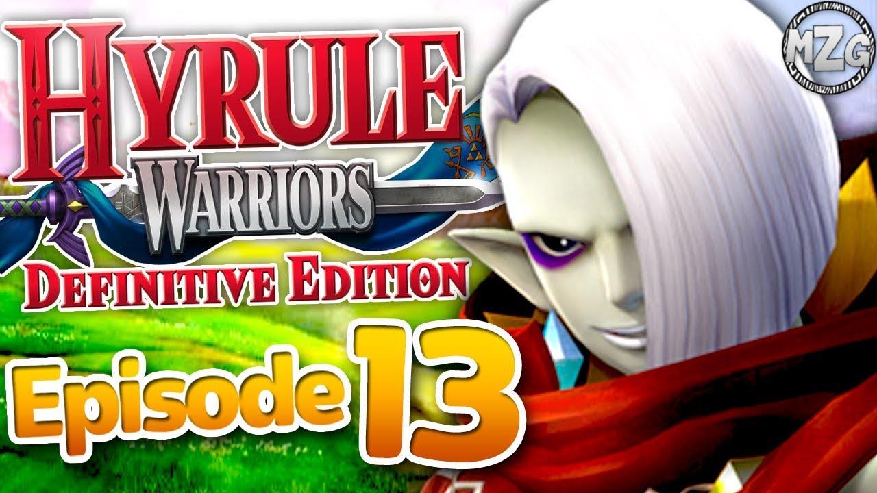 Hyrule Warriors Definitive Edition Gameplay Walkthrough Episode 13 Linkle S Tale Girahim