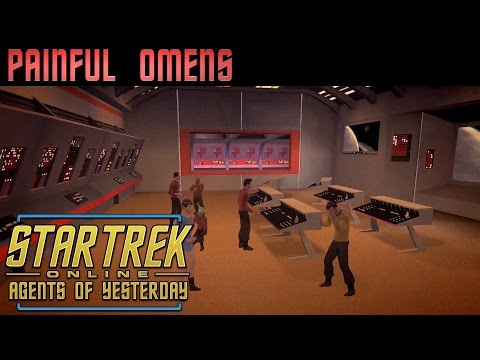 STO: Agents of Yesterday - Painful Omens