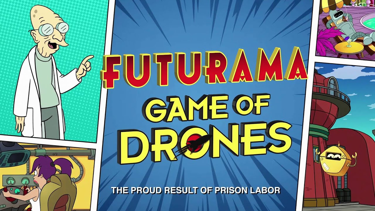 Играй Futurama: Game of Drones На ПК 2