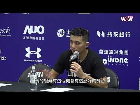 《P.LEAGUE+》湧進8000球迷 新竹攻城獅熱身賽奪勝