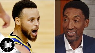 Steph Curry is the front-runner for MVP in 2019-20 — Scottie Pippen | The Jump