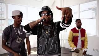 Lil Durk, Rich Homie Quan & Ty Dolla $ign Cypher - 2014 XXL Freshman Part 2