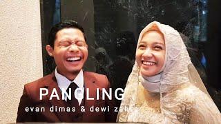 Evan Dimas Pangling Pada Diri Sendiri - Fitting Busana Jelang Resepsi Pernikahan dengan Dewi Zahra
